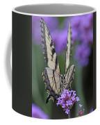 Swallowtail Staredown Coffee Mug