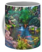 Swamis Garden 2 Coffee Mug