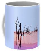 Swamp And Dead Trees Coffee Mug