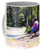 Swamp Fishing Coffee Mug