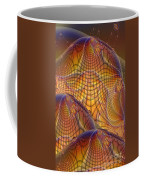 Swamp Gas Mesh Coffee Mug