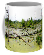 Swamp Habitat Coffee Mug