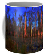 Swamp In Cypress Gardens Coffee Mug