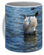 Swan 001 Coffee Mug