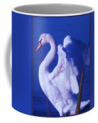 Swan At Cape May Point State Park  Coffee Mug
