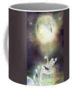 Swan Dreams Coffee Mug