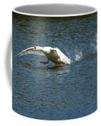 Swan Landing 2 Coffee Mug