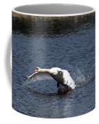 Swan Landing 3 Coffee Mug