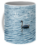 Swan Miss You Coffee Mug