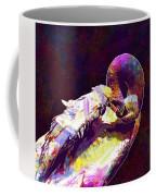 Swan Plumage Clean Water Bird  Coffee Mug