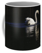 Swan Reflected Coffee Mug