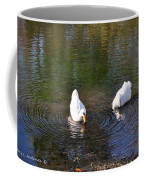 Swan Ripplle  Coffee Mug