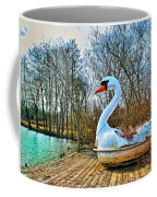 Swan Song Coffee Mug