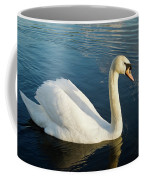 Swan Strutting Coffee Mug