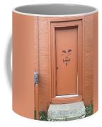 Swann Door Coffee Mug