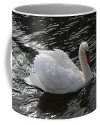 Swans Reflection Coffee Mug