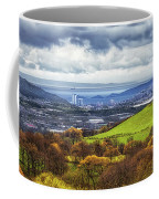 Swansea And Mumbles Coffee Mug