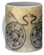 Sweden, Stockholm, Royal Castle In Old Coffee Mug