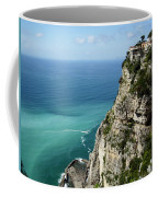 Sweeping Around The Amalfi Coast Coffee Mug
