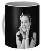 Sweet And Innocent Coffee Mug
