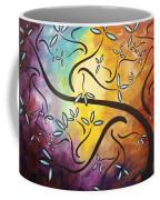 Sweet Blossom By Madart Coffee Mug