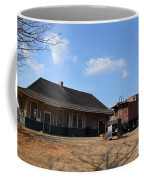 Sweet Briar Train Station Coffee Mug