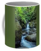 Sweet Creek Falls Vertical Coffee Mug