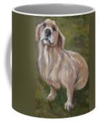 Sweet Golden Coffee Mug