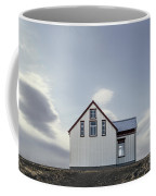 Sweet House Under A White Cloud Coffee Mug