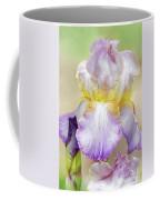 Sweet Iris Pastel Coffee Mug