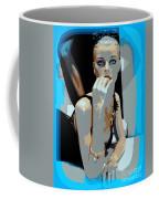 Sweet Judy Blue Eyes Coffee Mug