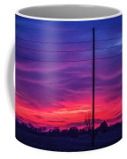 Sweet Nebraska Sunset 004 Coffee Mug