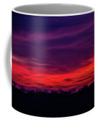 Sweet Nebraska Sunset 005 Coffee Mug