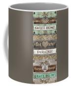Sweet Paradise Series Coffee Mug
