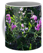 Sweet Pea In Tahoe Coffee Mug