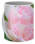 Sweet Pink Tulip Coffee Mug
