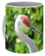 Sweet Sandhill Profile Coffee Mug
