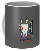 Sweet Tooth T-shirt Coffee Mug