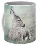 Sweet Young Deer Coffee Mug