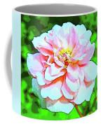 Sweetheart Rose On A Sunny Day Coffee Mug