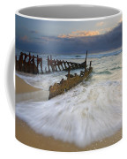 Swept Ashore Coffee Mug
