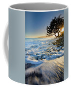 Swept Out To Sea Coffee Mug