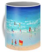 Swim Day Coffee Mug
