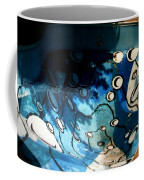 Swimming Pool Mural 2 Coffee Mug