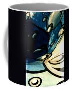 Swimming Pool Mural Detail 2 Coffee Mug