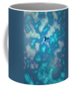 Swimming Through The Clouds Coffee Mug