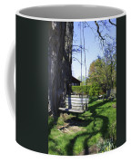 Swing In Spring Coffee Mug