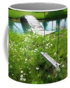 Swing In The Daisies With Bridge Coffee Mug
