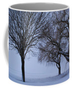 Swing In Winter Coffee Mug