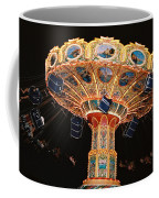 Swing Coffee Mug by Steve Karol